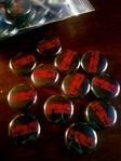 Loudboy buttons